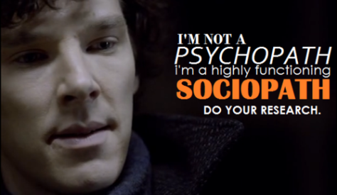 high functioning sociopath