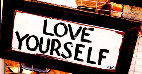 LOVE YOURSELF s